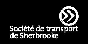 Sherbrooke Transport Society Logo White