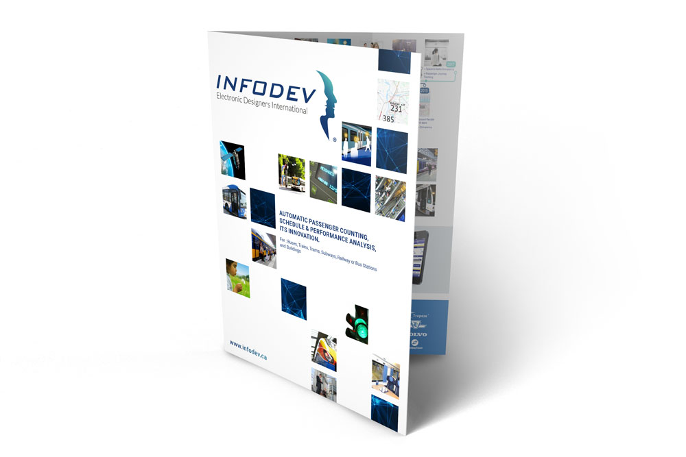 Automatic Passenger Counting For Transit -English Brochure - By Infodev EDI