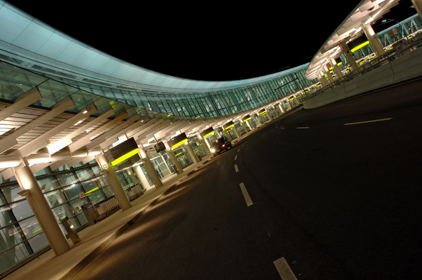 Automatic People Counting Systems for Airports - Infodev EDI inc