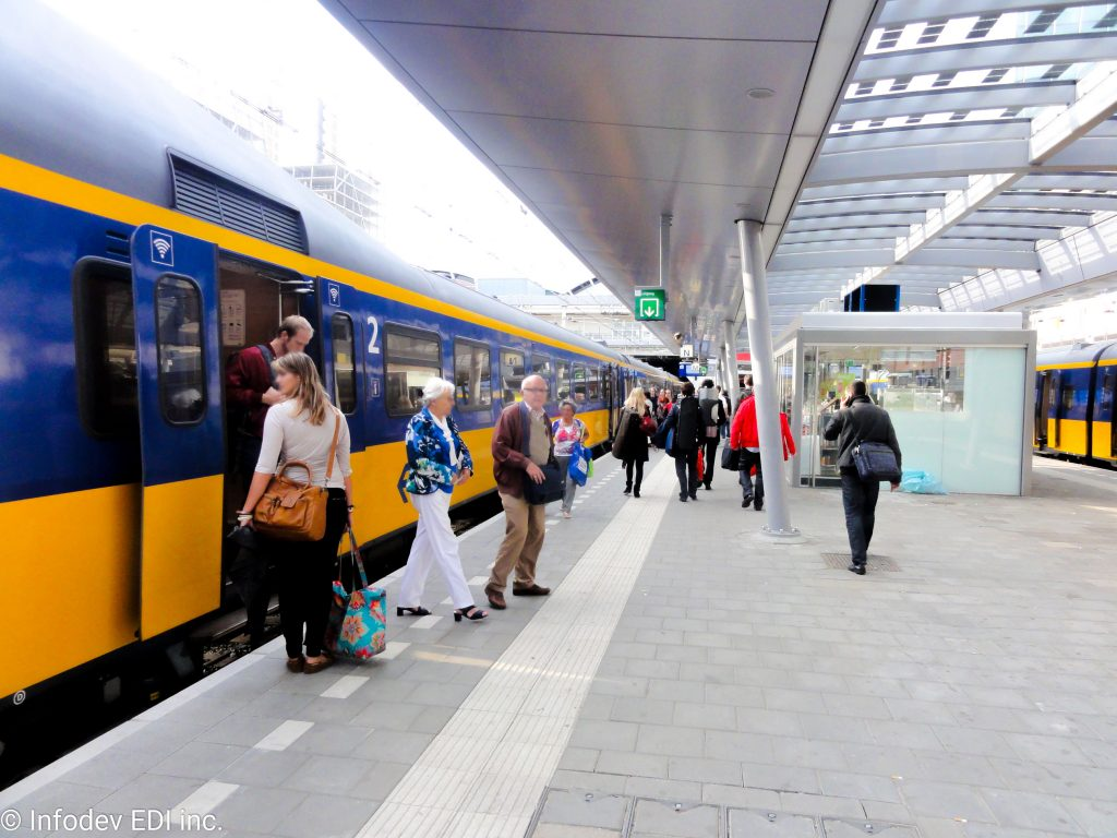 APC system for Train - Infodev EDI