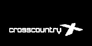 CrossCountry Logo White
