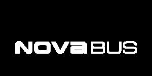 Novabus Logo White